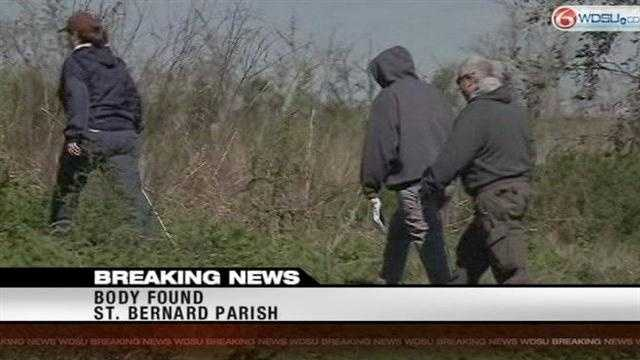 A decomposed body was recovered in St. Bernard Parish Tuesday afternoon.