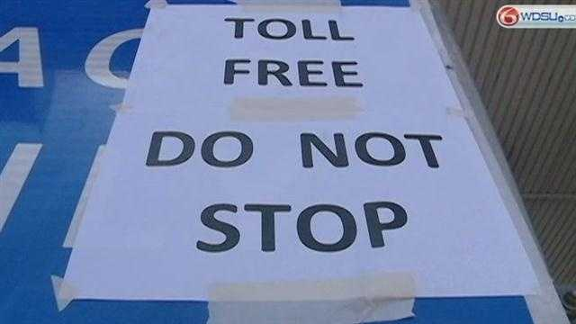 The department says it will need to terminate 31 toll employees after the judge decided to nullify the tolls vote.