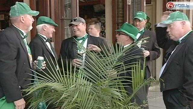 There's a rich history behind the celebrations in the city's historic Irish Channel for St. Patrick's Day