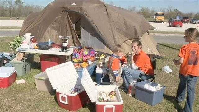 Hope brought to Isaac victims trying to rebuild in LaPlace