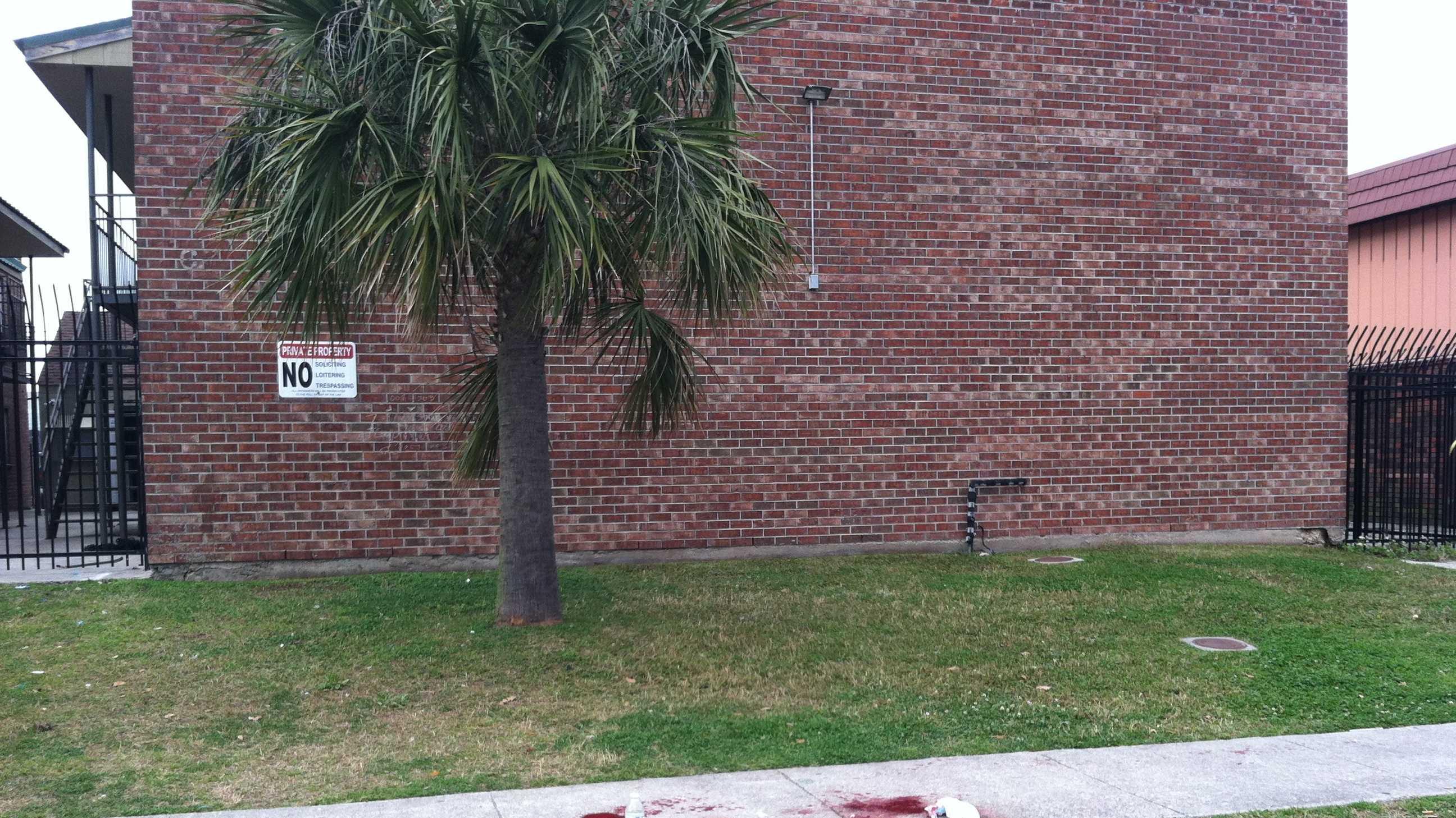New Orleans East stabbing