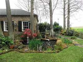 Yard, Garden