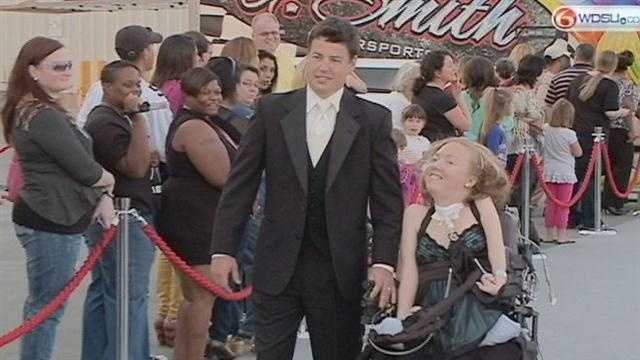 Children's Hospital hosts Prom of Champions