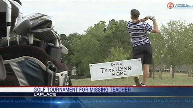 Belle Terre Country Club holds fundraiser tournament for Terrilynn Monette reward