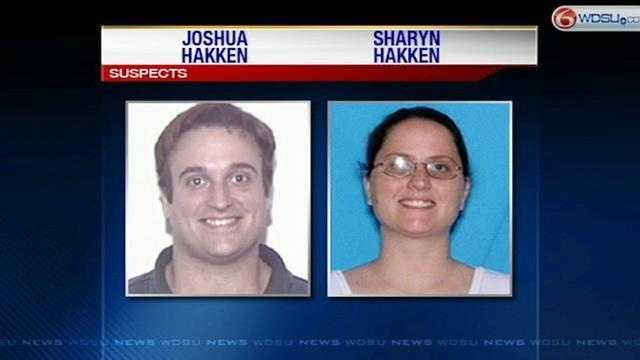 Joshua and Sharyn Hakken