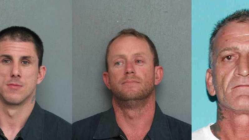 Terrebonne meth arrests