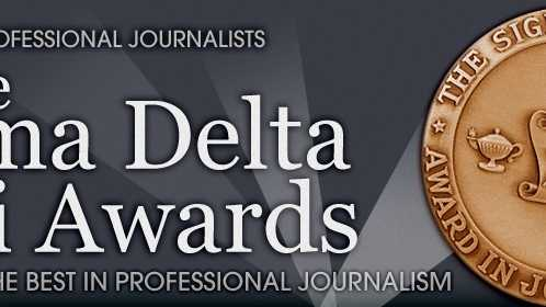Sigma Delta Chi Awards