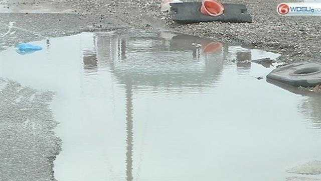 City paid out 48 pothole claims totaling 2,200 last year.