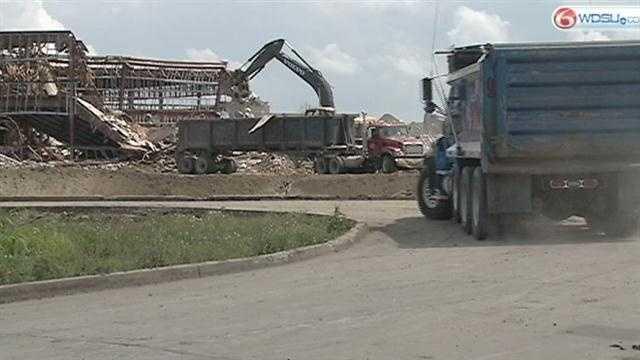 New Walmart breaks ground in New Orleans East