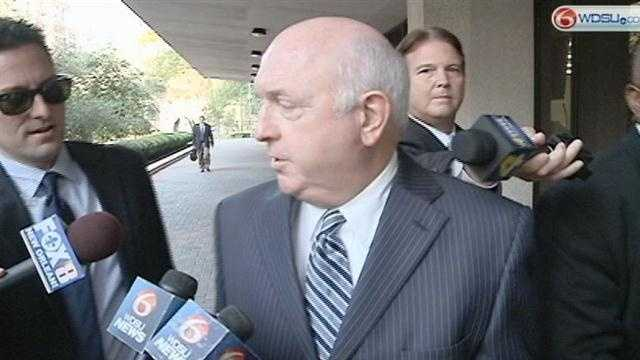 Aaron Broussard reflects on his corruption case