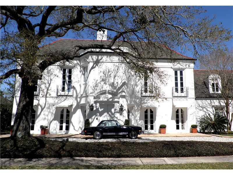 Gardner Realtors shows the former home of Emeril Lagasse in this week's Mansion Monday Slideshow. The home is at 6433 Paris Avenue in New Orleans, which is listed at $1,625,000. For more information contact them by email at info@gardnerrealtors.com or by phone: 800-566-7801.