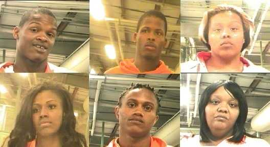 Police have arrested six people in the investigation surrounding the Mother's Day shooting during a second line in the Seventh Ward. Click to read the story