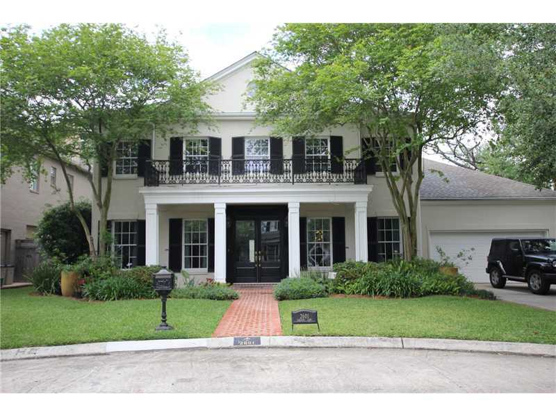 Gardner Realtors shows a home at 2601 LaBarre Lane in Metairie as this week's Mansion Monday slideshow. The home is listed at 1,050,000. For more information contact them by email at info@gardnerrealtors.com or by phone: 800-566-7801.