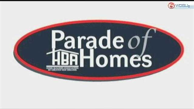 The annual Parade of Homes showcases local builders' wares.