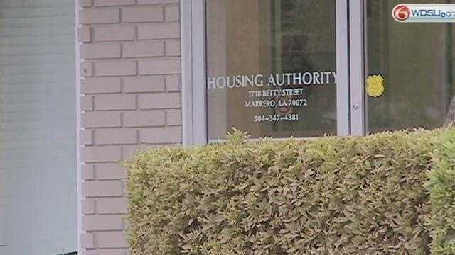 Report said housing authority violated federal law in how it paid its board members.
