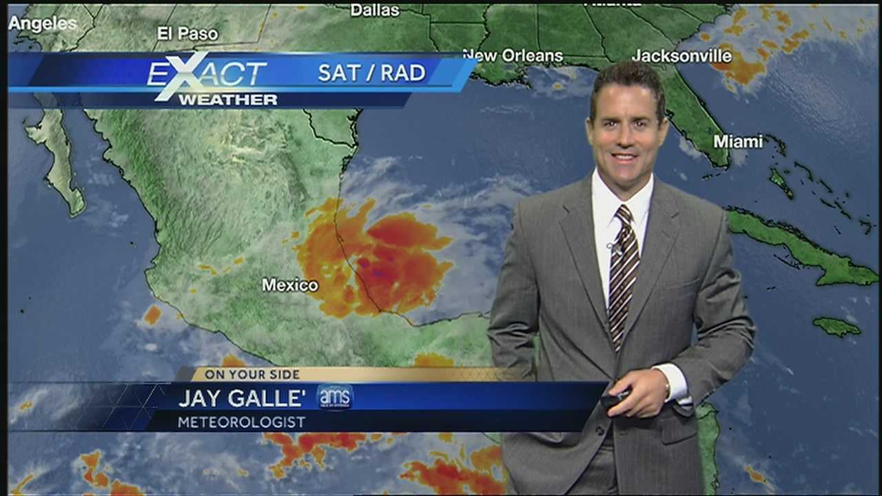 June 20 Morning tropical weather update