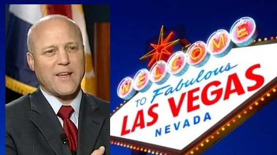 Mayor Mitch Landrieu will attend the 2013 U.S. Conference of Mayors meeting in Las Vegas.