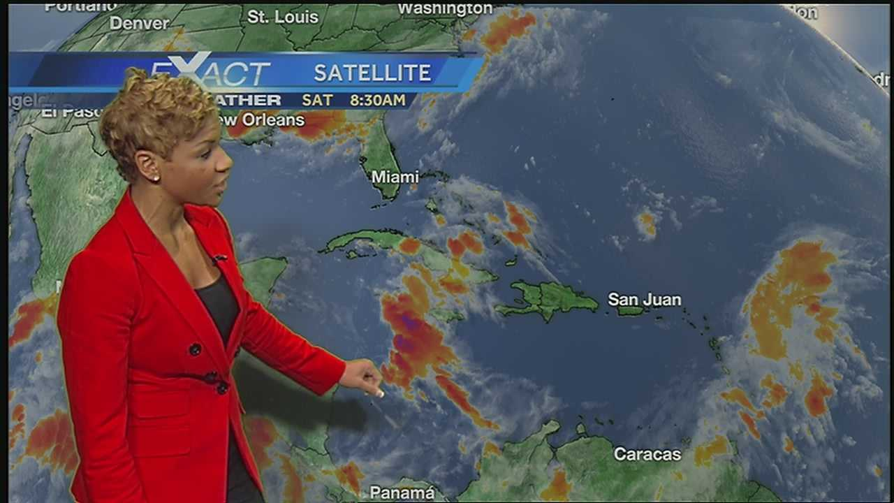 June 29 Tropical Weather Update