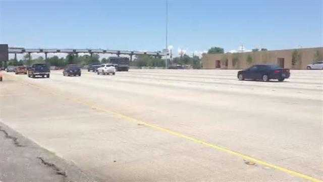 With toll revenue stopping, is the CCC being kept up to par?
