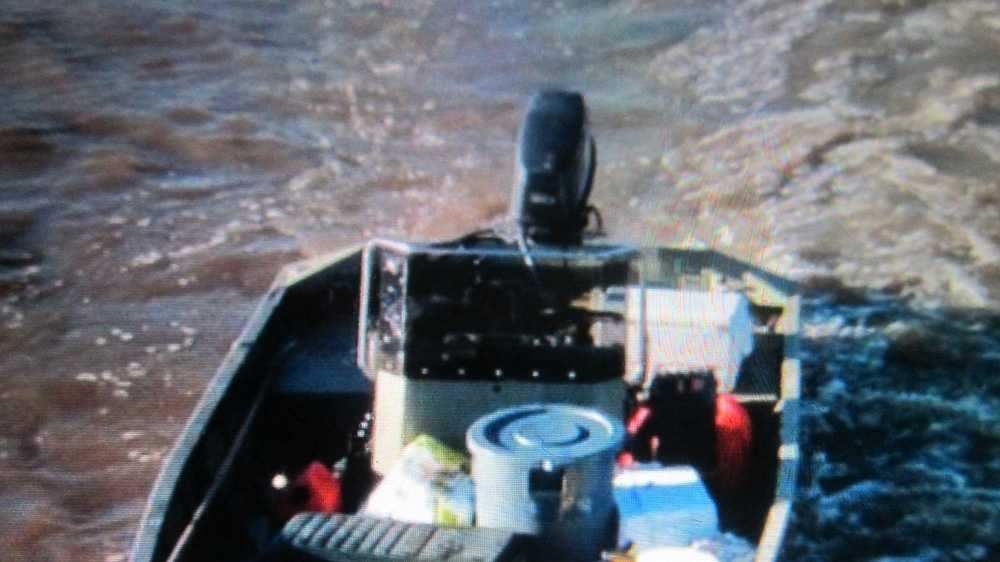 Cut Off stolen boat