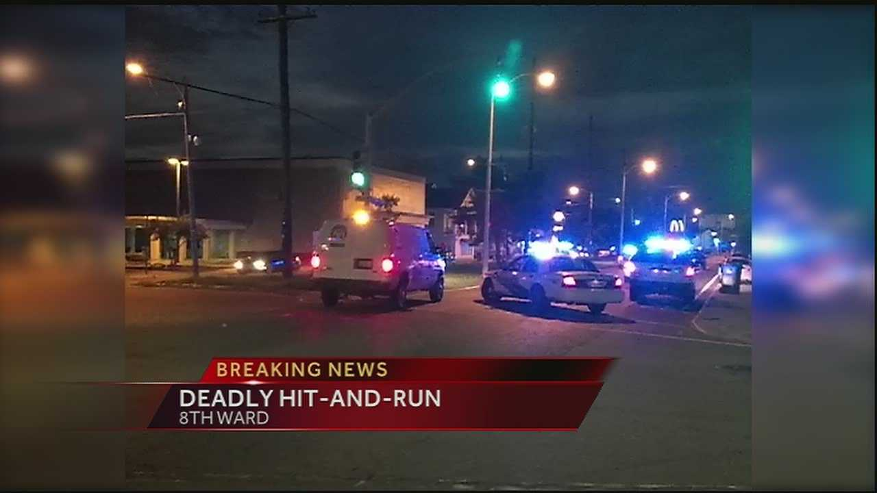NOPD investigating deadly hit-and-run
