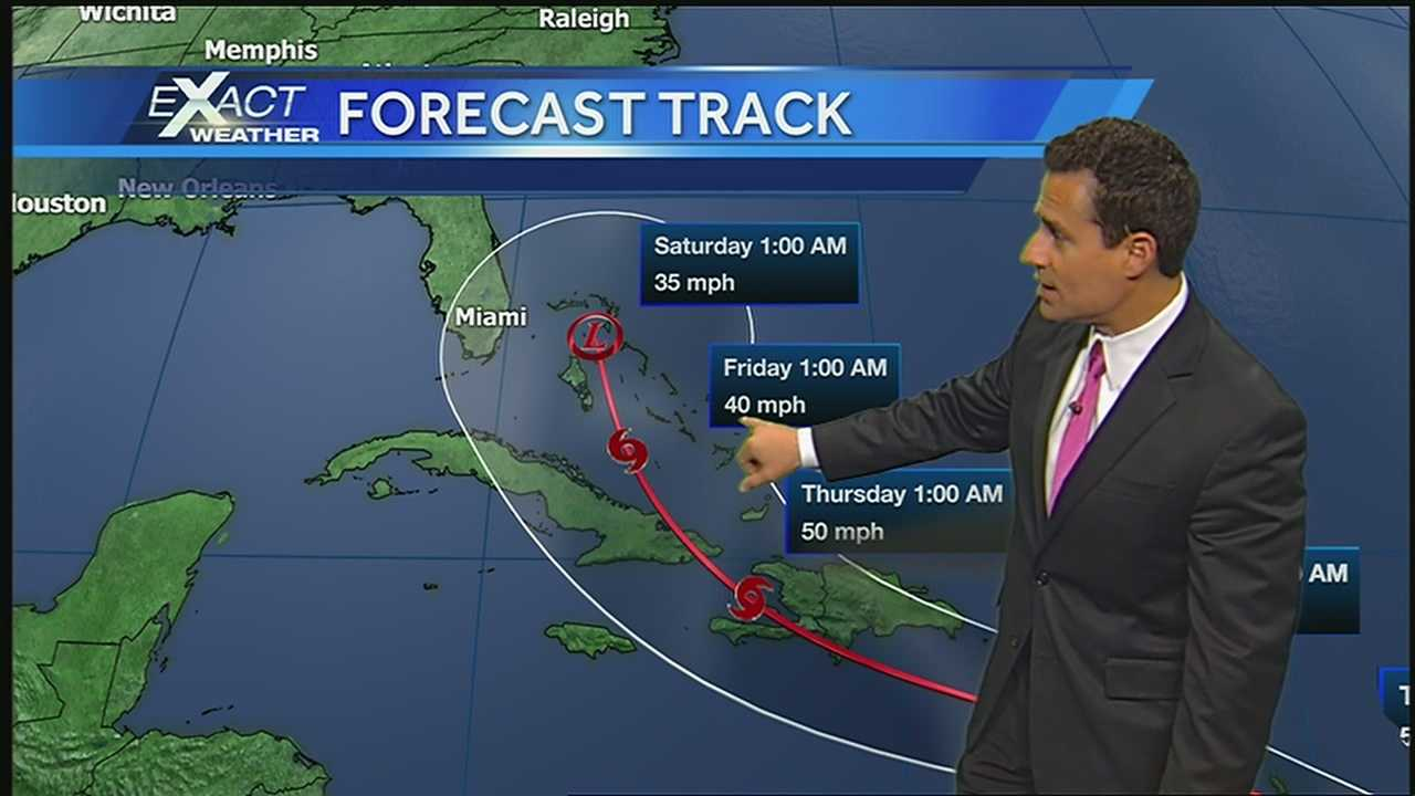 July 8 Morning Tropical Weather Update