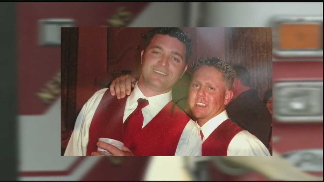 Family, friends mourn loss of firefighters killed in crash