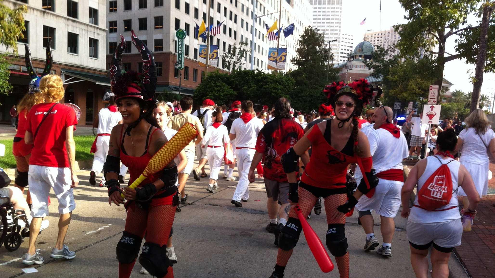 Running of the Bulls 2012.JPG