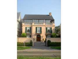 Gardner Realtors shows a two-story condo in the Garden District, which is listed at $1,495,000. For more information contact them by email at info@gardnerrealtors.com or by phone: 800-566-7801.