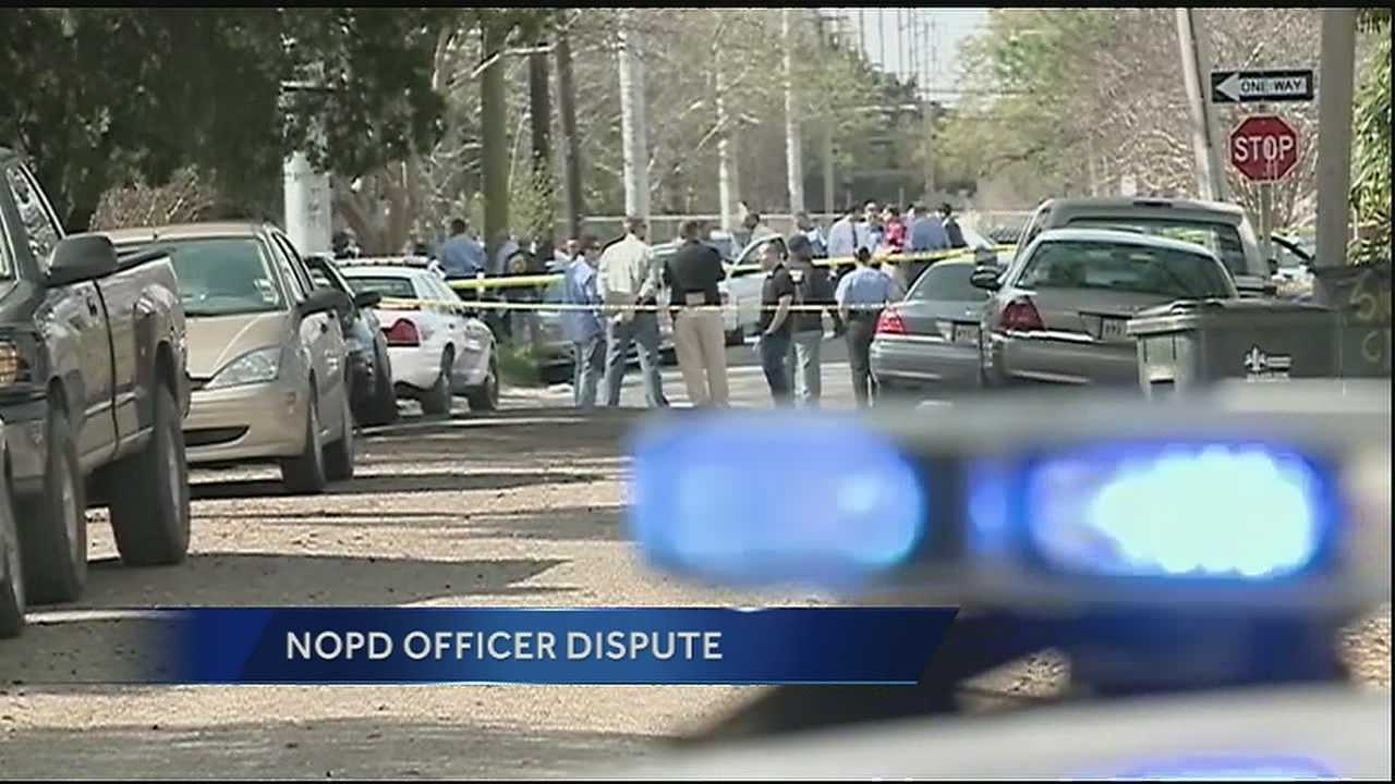The city attorney's office is turning its back on a former NOPD officer named in a wrongful death lawsuit and the association representing the officer is fighting back.