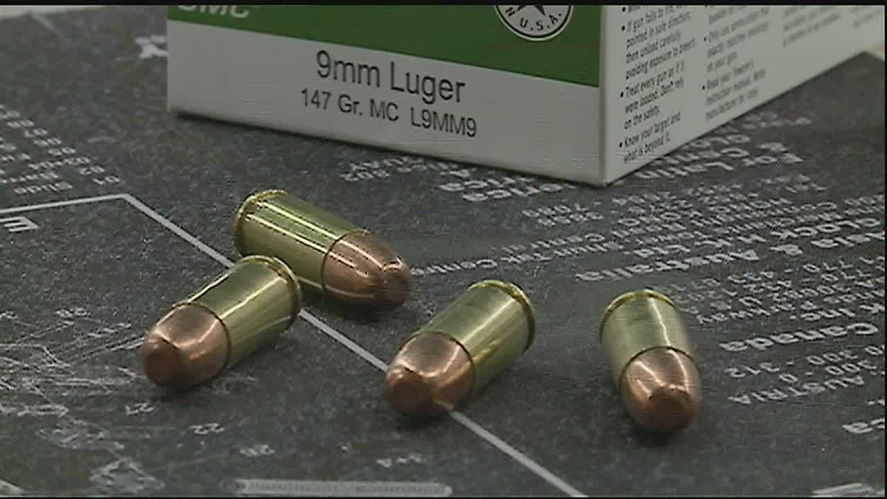 Michael Mayer owns the Jefferson Gun Outlet just off Airline Highway. He said in all his years in the business, he can't recall an ammo shortage as bad as the one right now.