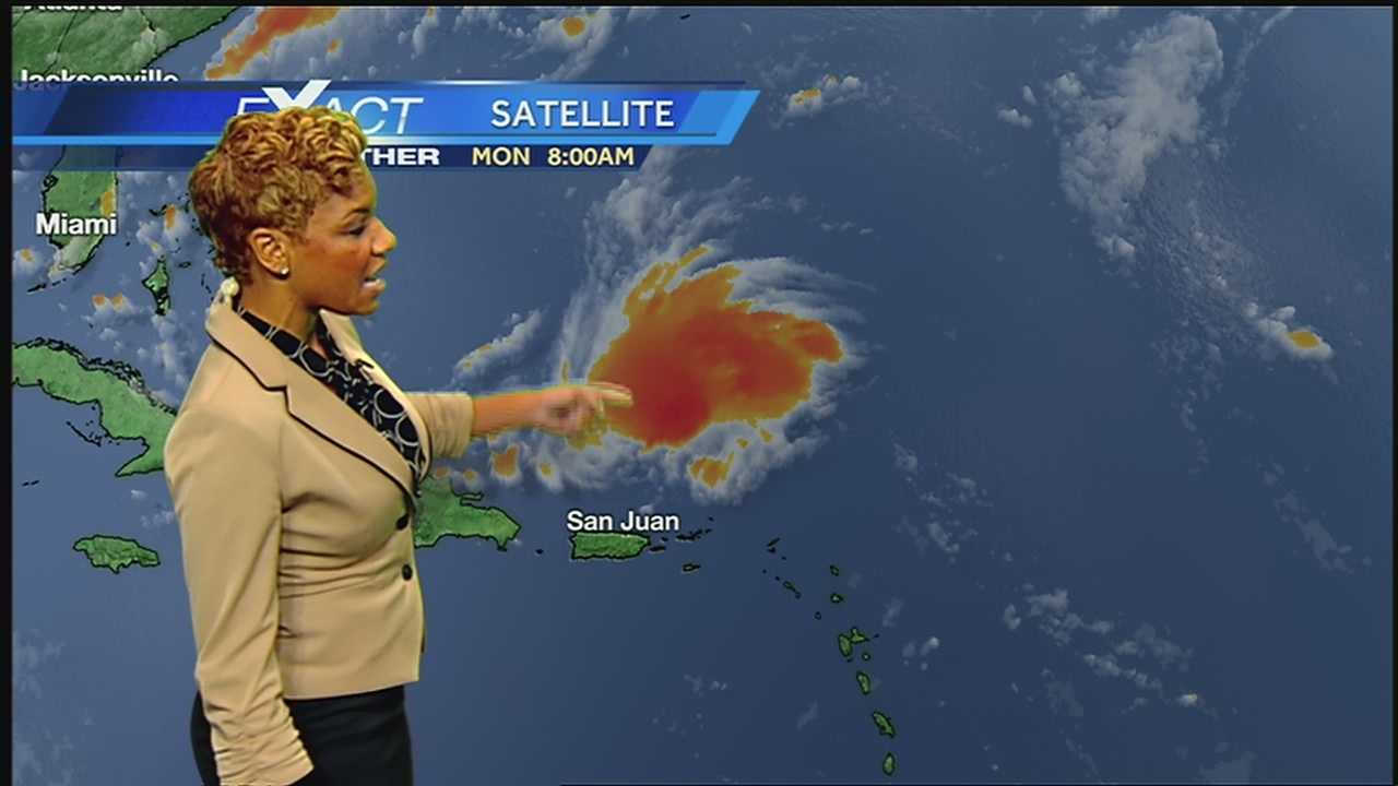 Here's the latest on the remnants of Dorian and the rest of the tropics from WDSU Exact Weather Meteorologist Kweilyn Murphy.