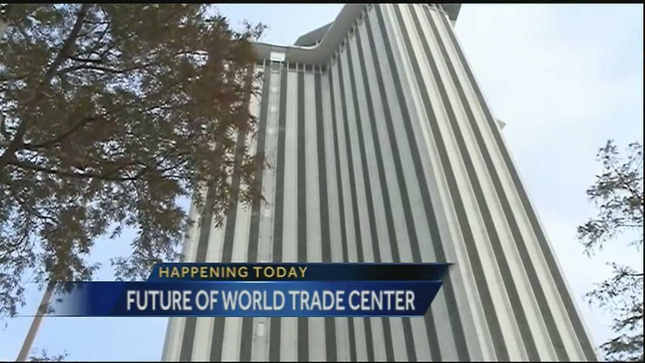 Future of World Trade Center up for debate Tuesday
