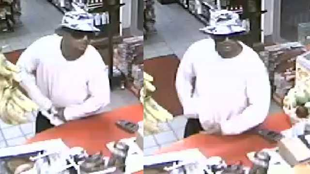 Kenner robbery suspect
