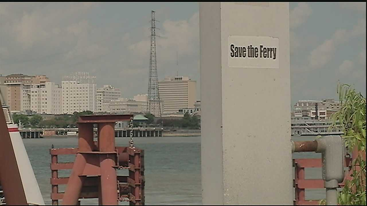 Ferry schedule change prompts Stay on Point Weekend