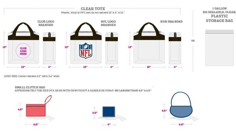 Superdome Officials Work To Spread The Word Of New Nfl Bag Policy