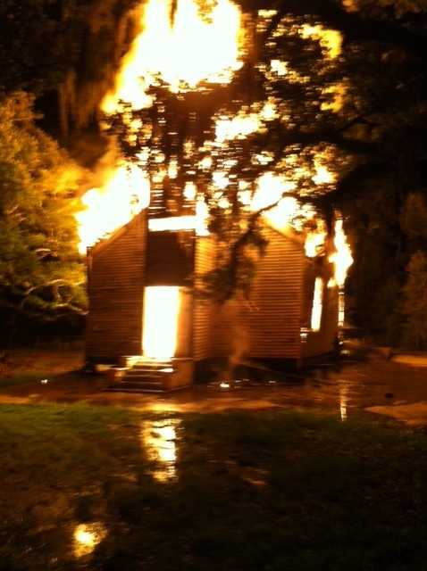Authorities in Slidell are investigating a string of arsons that happened overnight Thursday.