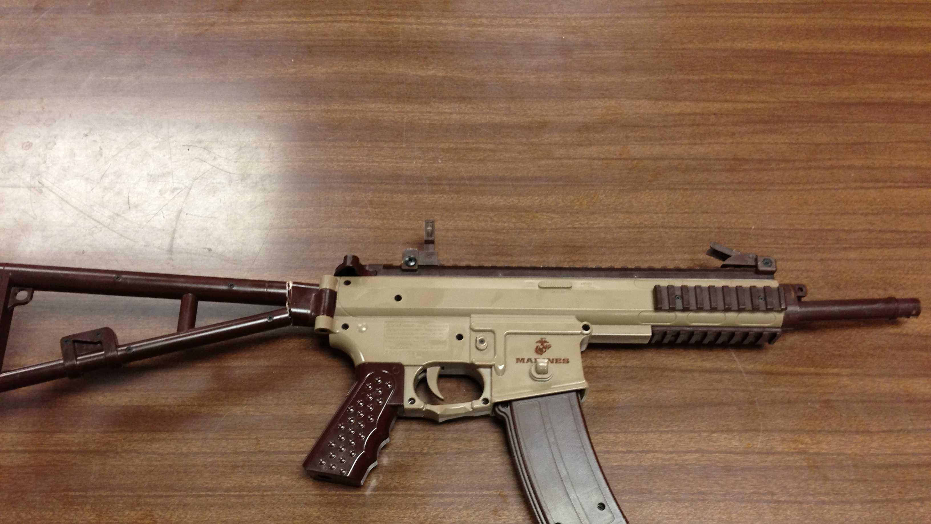 Thibodaux air soft gun