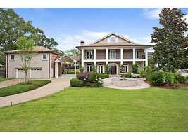 Gardner Realtors shows this beautiful, one-of-a-kind home in St. Charles Parish, which is listed at $799,000. For more information contact them by email at info@gardnerrealtors.com or by phone: 800-566-7801.