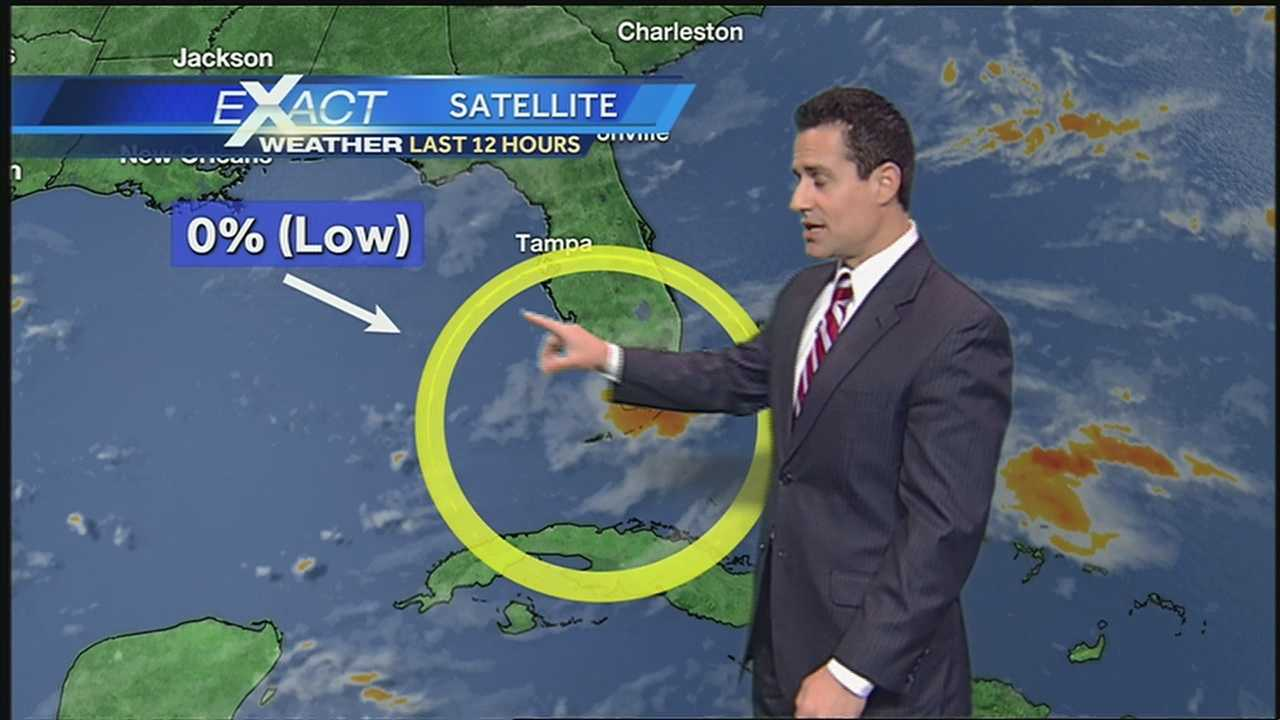 August 28 Tropical Weather Update