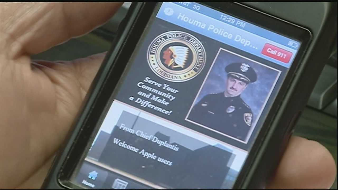 App aims to allow the public help officers keep crime out of their neighborhoods.