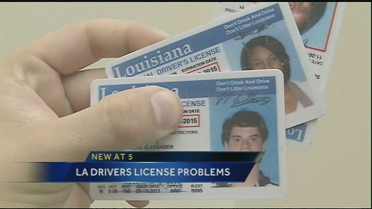 tate officials are grappling with the implications of Louisiana's continued refusal to make its driver's license compliant with a federal national identification law.