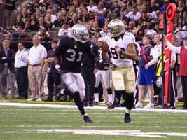 Saints WR Nick Toon vs. Falcons CB Desmond TroufantWhether it's Nick Toon or whoever else on the outside opposite Marques Colston, the WR of choice should have an opportunity to make plays versus talented, but inexperienced, Atlanta CB Desmond Troufant. The first round pick from U-Dub will be playing in his first NFL game, and New Orleans is a scary place to be thrown in the fire.If the Saints can take advantage of a new-look Falcon defense following plenty of offseason departures, the Superdome scoreboard could light up like a Christmas tree. Watch No. 21 in red and black and see how he handles the pressure.