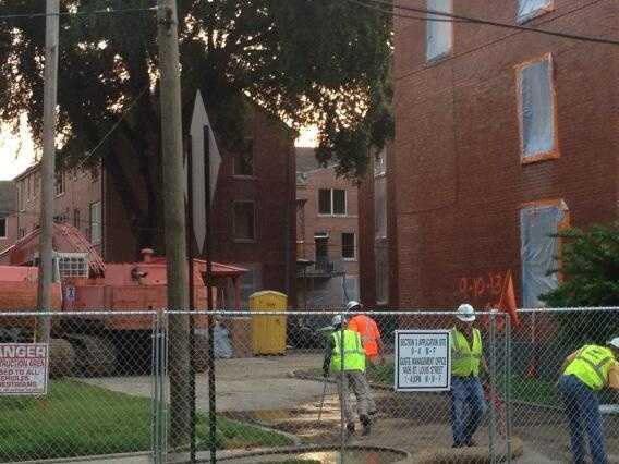 It's all part of a $600 million redevelopment for the Iberville and surrounding neighborhood.
