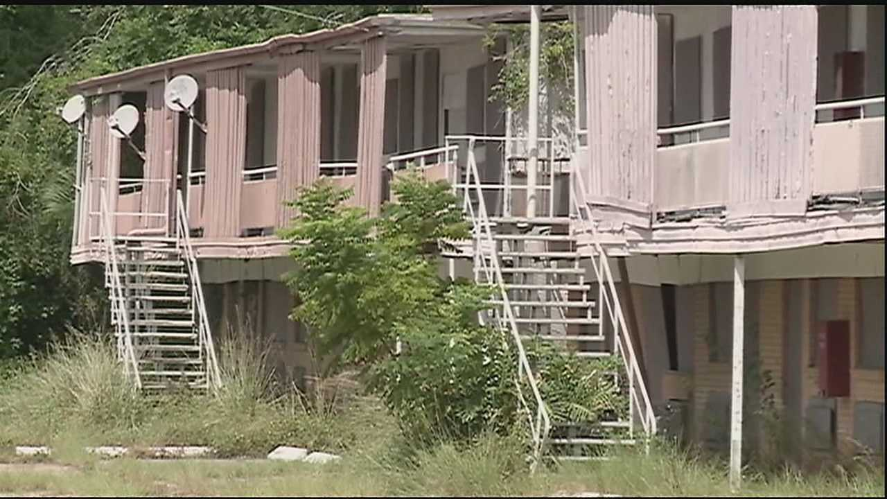 Residents with worries about blight in their neighborhoods took their complaints to the New Orleans City Council on Wednesday.