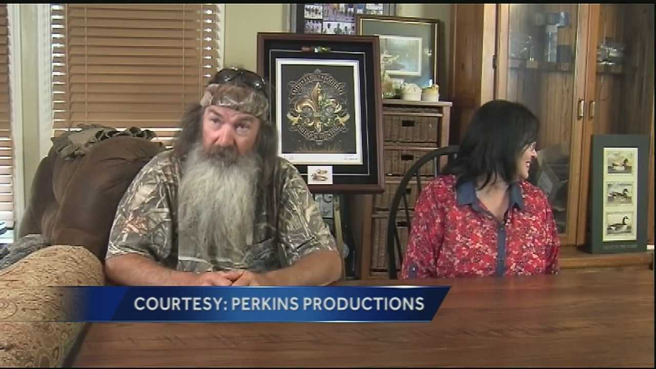 "Right now, nothing appears to be more popular than ""Duck Dynasty"" and the resurgent New Orleans Saints. The two have joined forces with an artist from the Northshore in a project that couldn't come at a better time."