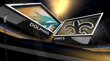 Here's the final injury report submitted by the Saints and Dolphins prior to Monday's contest.