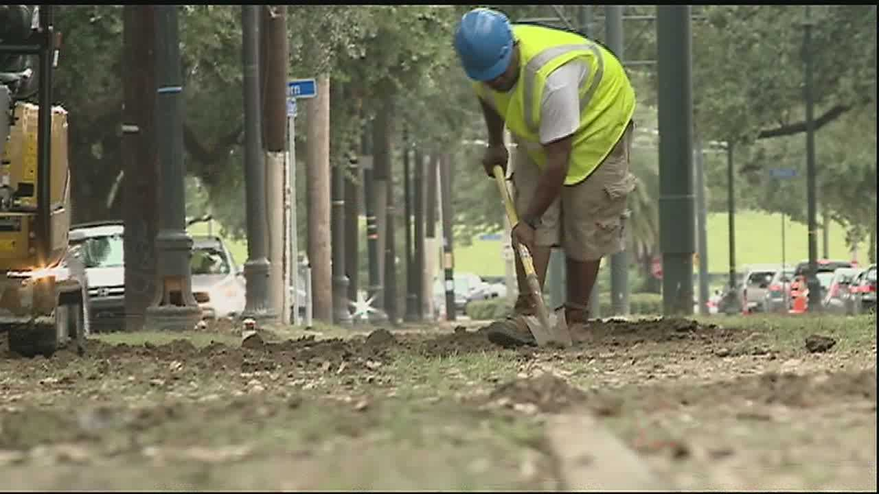 Riverbend construction project hurting pockets of business owners