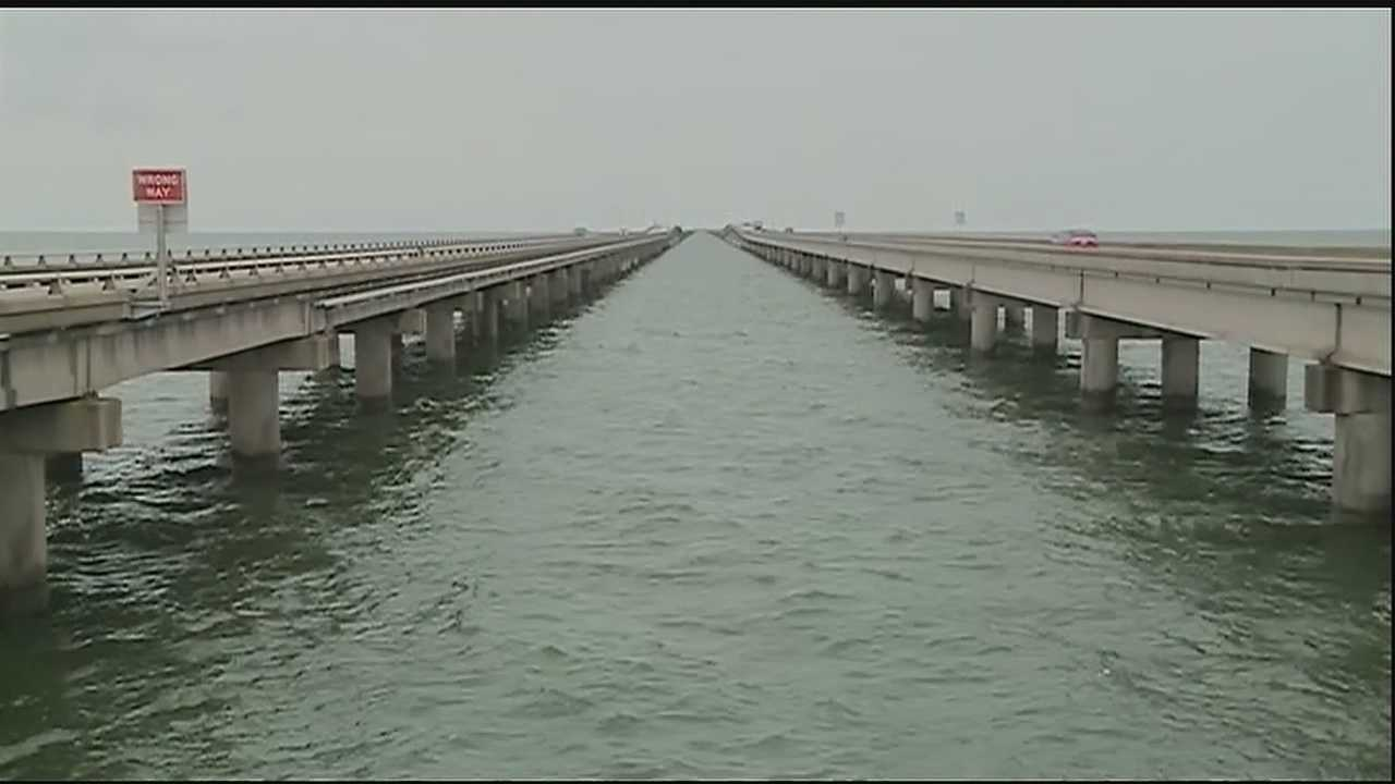 Causeway Commission vows to improve southbound railing