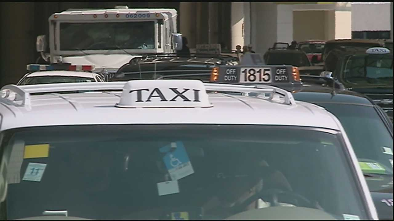 New Orleans taxi cab drivers are upset about an ordinance requiring all taxi cabs be no older than 7 years-old.